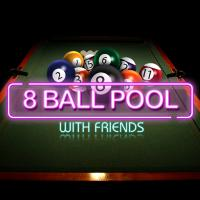 Game 8 Ball Pool With Friends