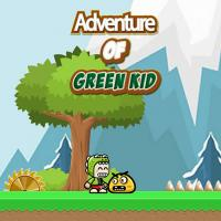 Game Adventure Of Green Kid