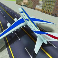 Game Airplane Fly Simulator