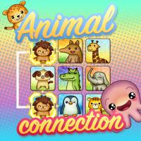 Game Animal Connection