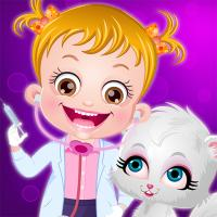 Game Baby Hazel Pet Doctor