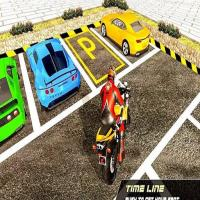 Game Bike Parking Simulator Game 2019