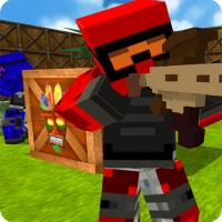 Game Blocky Gun Paintball 2