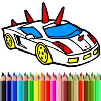 Game BTS Gta Cars Coloring