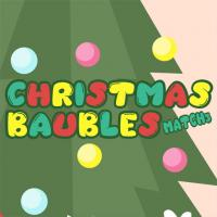 Game Christmas Baubles Match 3