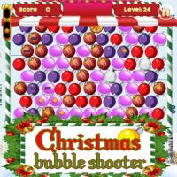 Game Christmas Bubble Shooter 2019