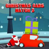 Game Christmas Cars Match 3