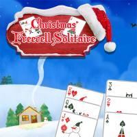 Game Christmas Freecell Solitaire