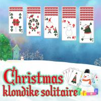 Game Christmas Klondike Solitaire