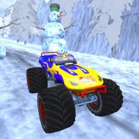 Game Christmas Monster Truck