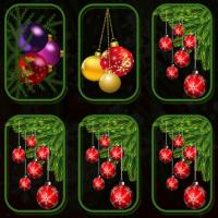 Game Christmas Ornaments Memory