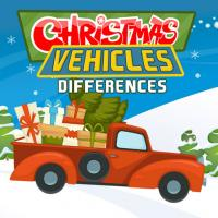 Game Christmas Vehicles Differences