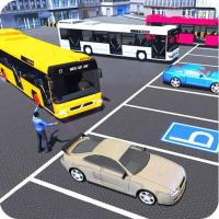 Game City Bus Parking : Coach Parking Simulator 2019