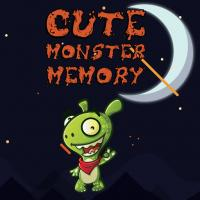 Game Cute Monsters Memory
