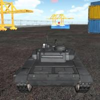 Game Dockyard Tank Parking