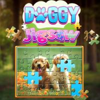 Game Doggy Jigsaw
