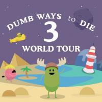 Game Dumb Ways to Die 3 World Tour