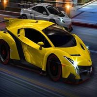 Game Extreme Car Racing Simulation Game 2019
