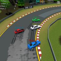 Game Fantastic Pixel Car Racing Multiplayer