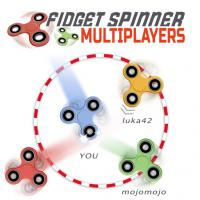 Game Fidget Spinner Multiplayers