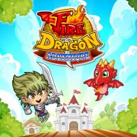 Game Fire Dragon Adventure