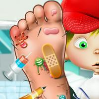 Game Foot Treatment