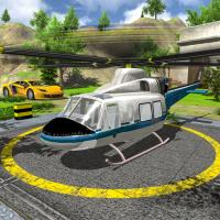Game Free Helicopter Flying Simulator