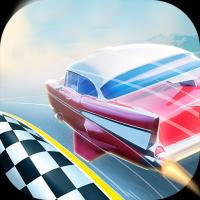 Game Futuristic Racing 3D