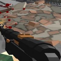 Game GunGame Poligon Battle Royale