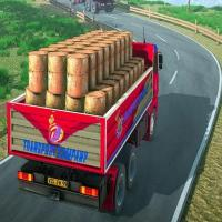 Game Indian Truck Driver Cargo Duty Delivery