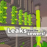 Game KOGAMA Leaks From the Sewers!