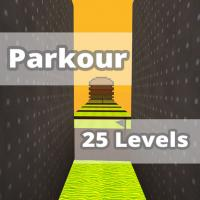 Game KOGAMA Parkour 25 Levels