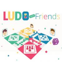 Game Ludo with Friends