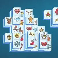 Game Mahjong Christmas