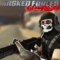 Game Masked Forces Crazy Mode
