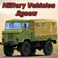 Game Military Vehicles Jigsaw