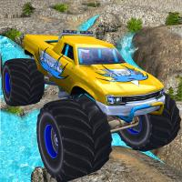 Game Monster Truck Speed Race