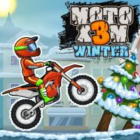 Game Moto X3M 4 Winter