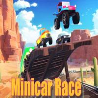 Game Mountain Mini Car Racer