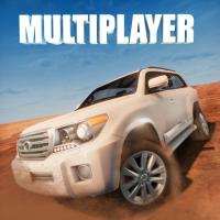 Game Multiplayer 4x4 offroad drive