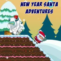 Game New Year Santa Adventures