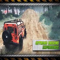 Game Offroad Crazy Luxury Prado Simulation Game 3D