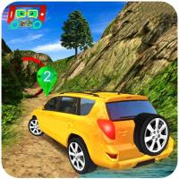 Game Offroad Land Cruiser Jeep Simulator Game 3D