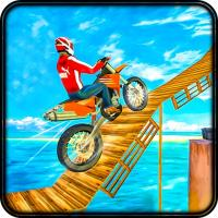 Game Offroad Real Stunts Bike Race : Bike Racing Game 3D