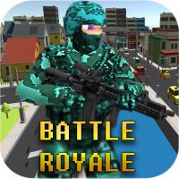 Game Pixel Combat Multiplayer