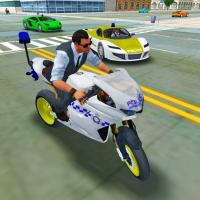 Game Police Crime City Simulator Police Car Driving