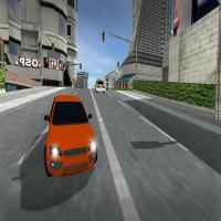 Game Real Driving City Car Simulator