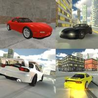 Game RX7 Drift 3D