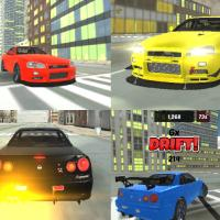 Game Skyline Drift 3D