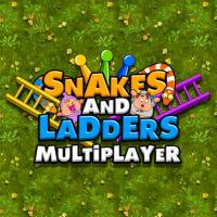 Game Snake and Ladders Multiplayer